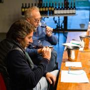 Degustazione vini presso Tenuta la Massa